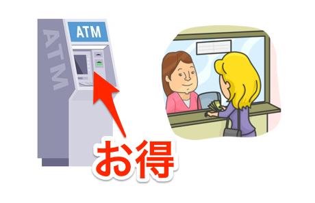フィジードルの外貨両替はクレジットカードでのATM引き出し(海外キャッシング)がお得