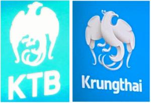 クルンタイ銀行(KTB)