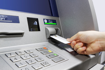 海外ATM利用料がかかります
